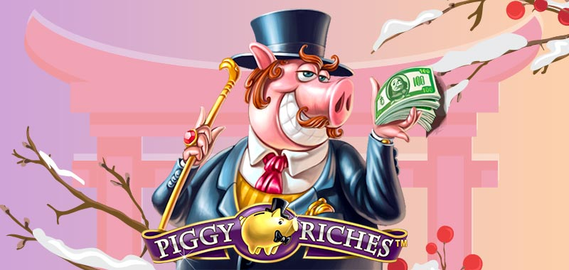 Piggy Riches Megawaysを10Bet Japanで楽しもう