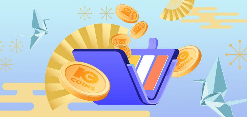 ビットコイン入金用ウォレットの作成方法